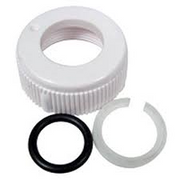 SPOUT NUT REPAIR KIT FOR CATALINA WHITE