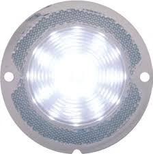 12V SECURITY/ UTILITY LIGHT (LENS ONLY)