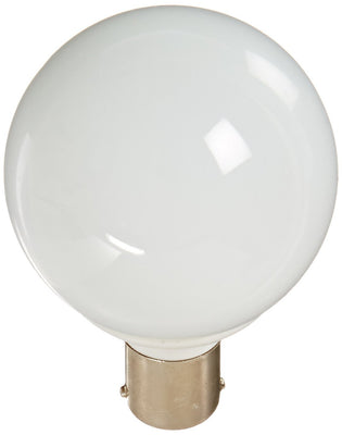 GREEN LONG LIFE FROSTED LED 20-99 BULB