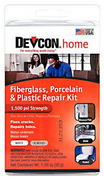 FIBERGLASS, PORCELAIN & PLASTIC REPAIR KIT