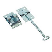 "STEEL 6"" T-STYLE DOOR HOLDER"