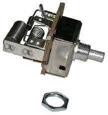 VENT 3 SPEED SWITCH W/NUT K1031-05