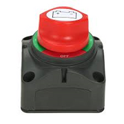 4 POSITION BATTERY SELECTOR DISCONNECT