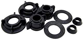 FAUCET MOUNTING WASHERS & NUTS