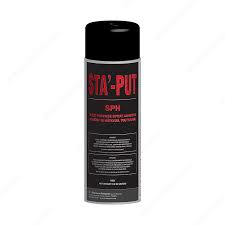STA'PUT MULTI-PURPOSE SPRAY ADHESIVE15oz