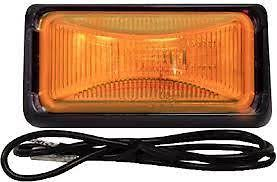 CLEARANCE AMBER MARKER LIGHT