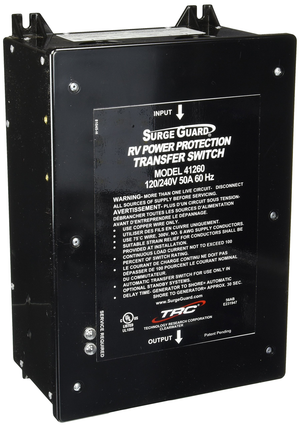 AUTOMATIC TRANSFER SWITCH 50AMP