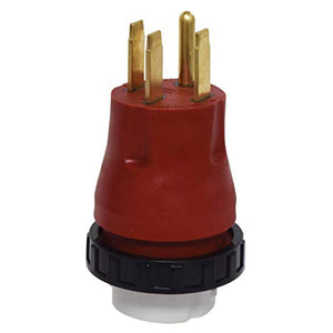 DETACHABLE 50AMP ADAPTER PLUG A10-5050DAVP