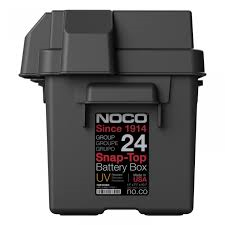 24 SNAP-TOP BATTERY BOX