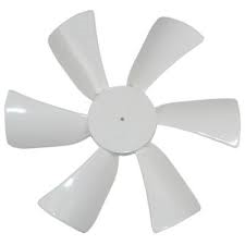 REPLACEMENT VENT FAN BLADE 6""