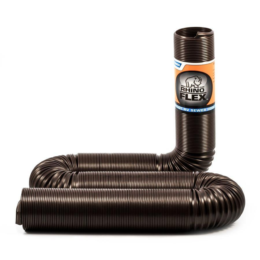RHINO FLEX 15' SEWER HOSE