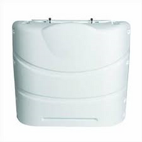 WHITE PROPANE TANK COVER 40542, IN STORE ONLY!
