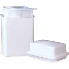 GREASE BIN (includes 3 foil liner bags)
