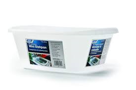 RV & MARINE MINI DISHPAN CLEAR