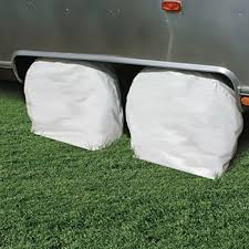2 PK RV WHEEL COVERS 24