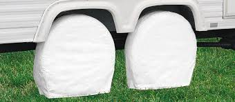 2 PK RV WHEEL COVERS 36