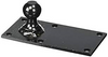 BALL MOUNT SWAY CONTROL PLATE