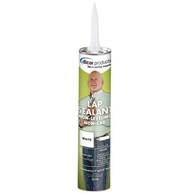 DICOR- LAP SEALANT NON-LEVELING WHITE