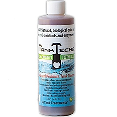 PROBIOTIC TANK TREATMENT 16OZ TANK TECHS RX 56834