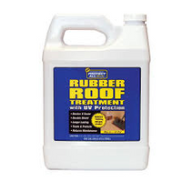 PROTECT ALL RUBBER ROOF TREATMENT (W/UV Protection)  1 GAL