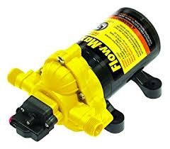 FLOW MAX PUMP WATER 12V 3.0 GPM 689052
