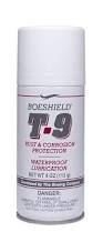 T-9 RUST & CORROSION PROTECTION 12oz