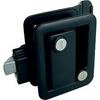 BLACK TRAVEL TRAILER LOCK