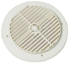 WHITE AIREPORT AC VENT