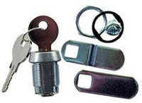 "DELUXE 7/8"" COMPARTMENT KEY LOCK"