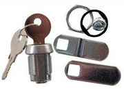 "DELUXE 1-3/8"" COMPARTMENT KEY LOCK"