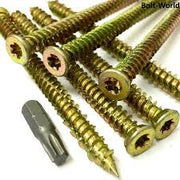 SCREWS FOR WINDOW FRAMES