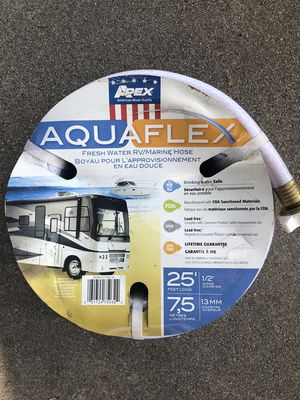 25FT FRESH WATER DRINKING HOSE