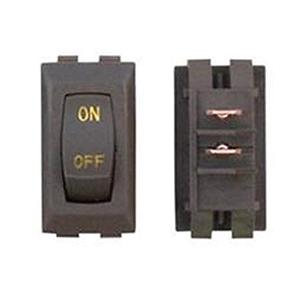 12V BROWN ON/OFF SWITCH