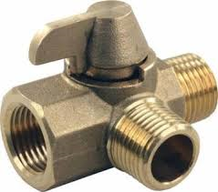 CAMCO 3-WAY BRASS REPLACEMENT VALVE