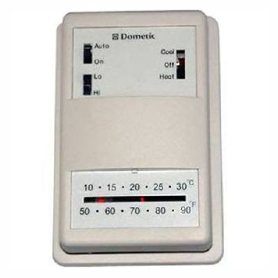 DOMETIC THERMOSTAT (HEAT/COOL) : 3313477.000