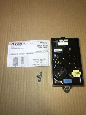 DOMETIC CONTROL BOARD GAS ONLY