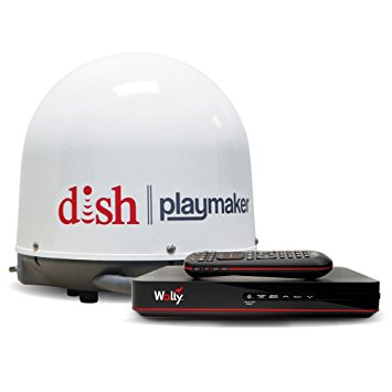 Dish Network Playmaker  Portable Automatic Satellite