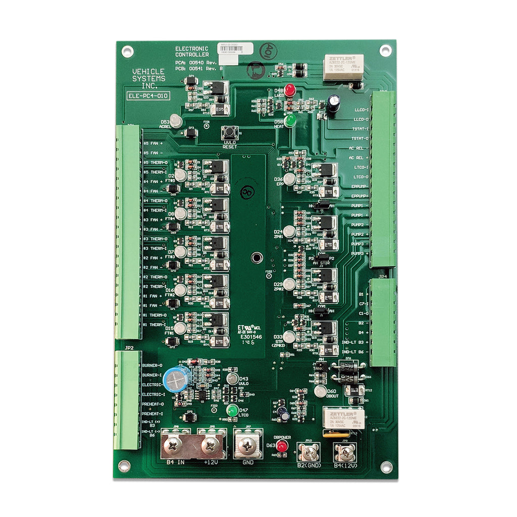 AQUA HOT ELECTRONIC CONTROL BOARD 12V VDC