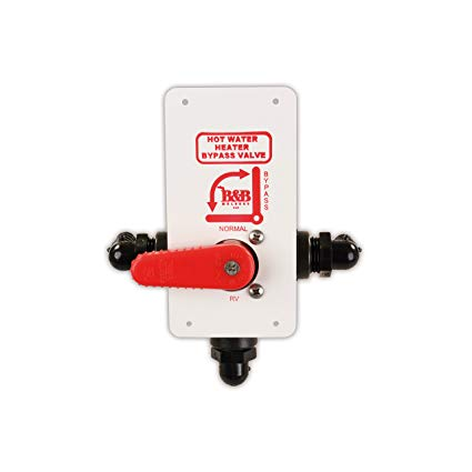 HOT WATER TANK DIVERTER VALVE
