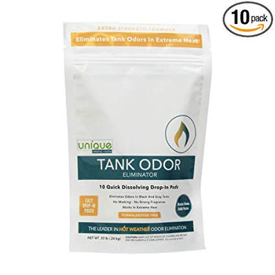 UNIQUE TANK ODOR ELIMINATOR