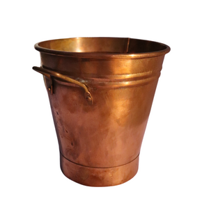 Copper Ice Bucket/Planter