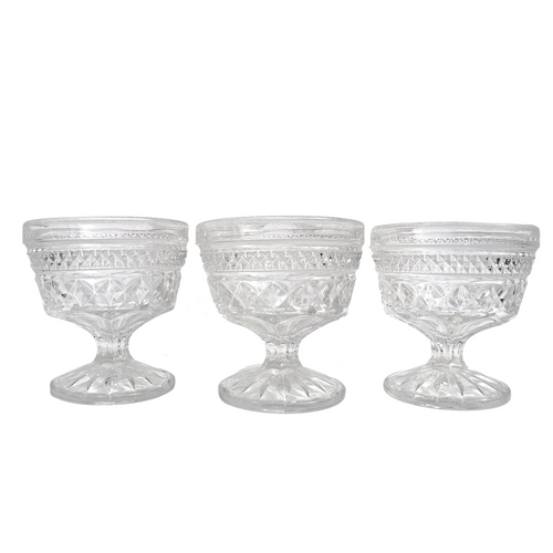 Clear Wexford Champagne Glasses: Set of 6