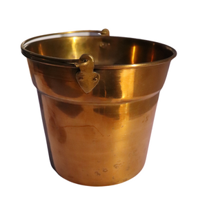 Brass Ice Bucket/Pail