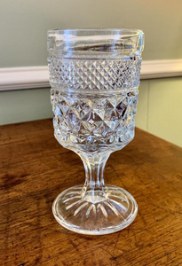 Clear Wexford Wine Glasses: Set of 6
