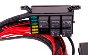MaxxECU relay and fuse box