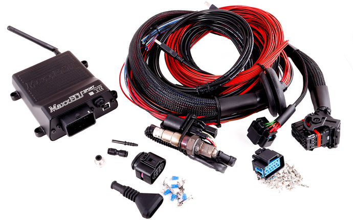 MaxxECU SPORT PREMIUM (ECU, harness, accessories, LSU 4.2)