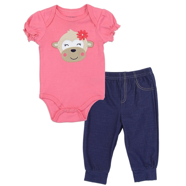 Buster Brown Girls 2PC Pant Set