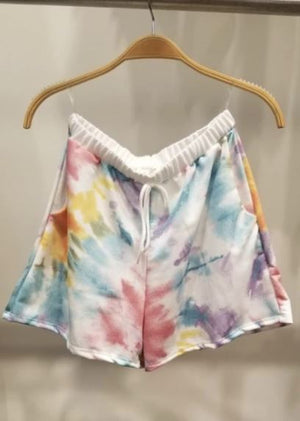 Tie Dye Multi Lounge Set