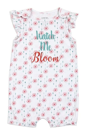 Watch Me Bloom Romper