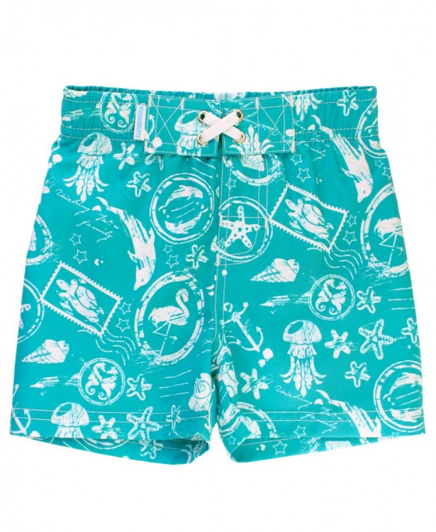 Sea You in Key West Swim Trunks